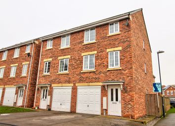 Thumbnail 4 bed semi-detached house for sale in Moat Way, Brayton, Selby