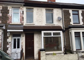 Thumbnail 2 bedroom terraced house for sale in Strathnairn Street, Roath, Cardiff