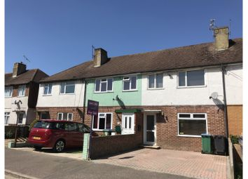 Thumbnail 2 bed terraced house for sale in Lansdowne Road, Littlehampton