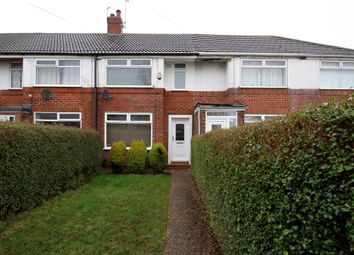 Thumbnail 2 bed terraced house for sale in Wold Road, Hull, Yorkshire