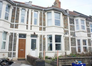 Thumbnail 7 bed terraced house to rent in Quarrington Road, Horfield, Bristol