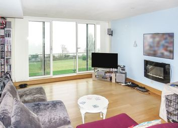 Thumbnail 2 bed penthouse for sale in Hayes Road, Sully, Penarth