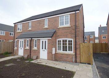Thumbnail 3 bedroom semi-detached house for sale in Butterwort Close, Shavington, Crewe