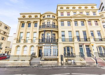 Thumbnail 3 bed flat for sale in Brunswick Terrace, Hove