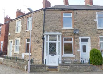 Thumbnail 2 bed terraced house to rent in Green Lane, Mansfield