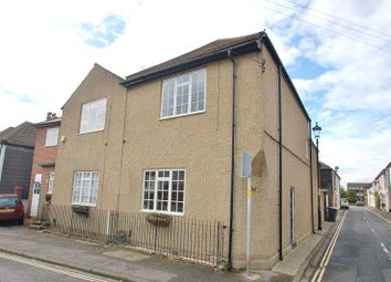 Thumbnail 3 bed end terrace house to rent in 94 Priory Road, Gosport, Hampshire