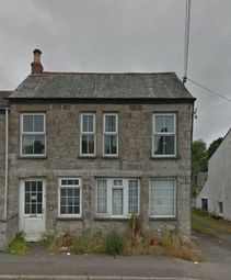 Thumbnail 4 bed end terrace house for sale in Fore Street, Bugle, St. Austell