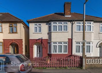 Thumbnail 3 bed semi-detached house for sale in Middlefield Avenue, Hoddesdon, Hertfordshire