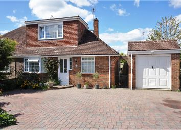 Thumbnail 4 bed semi-detached bungalow for sale in Lansdowne Road, Angmering