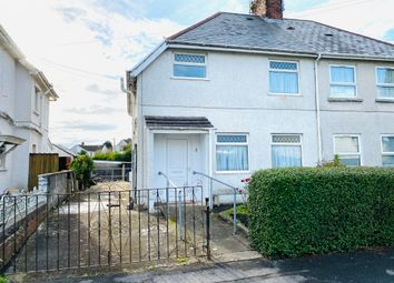 Thumbnail 3 bed semi-detached house for sale in Lliedi Crescent, Llanelli