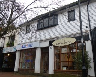 Thumbnail 2 bedroom duplex to rent in High Street, East Grinstead, West Sussex