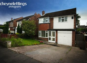 Thumbnail 3 bedroom detached house to rent in Buxton Road, Hazel Grove