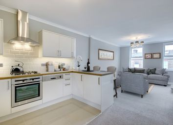 Thumbnail 2 bed flat for sale in Oxford Road, Windsor