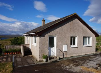 Thumbnail 2 bedroom detached bungalow for sale in Breasclete, Isle Of Lewis