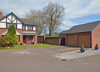 Thumbnail 4 bed detached house for sale in Monks Croft Avenue, Barrow In Furness, Cumbria