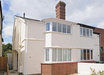 Thumbnail 5 bed semi-detached house to rent in Kennett Road, Headington, Oxford