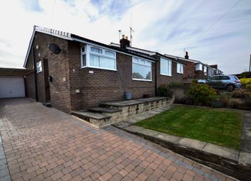 Thumbnail 2 bed semi-detached bungalow for sale in Pippins Green Avenue, Kirkhamgate, Wakefield
