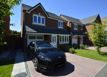 Thumbnail 4 bed detached house for sale in Holgate Drive, Saxon Court, Shrewsbury