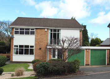 Thumbnail 4 bedroom detached house for sale in Smithills Dean Road, Bolton