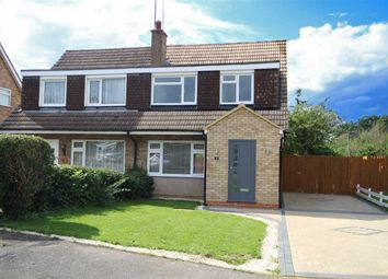 Thumbnail 3 bedroom property for sale in Spring Crofts, Bushey WD23.