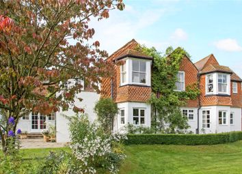 Thumbnail 5 bed detached house for sale in Crondall Road, Crookham Village, Fleet, Hampshire