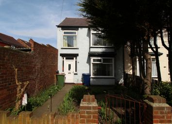 Thumbnail 3 bed terraced house for sale in Dobson Terrace, Redcar, Cleveland