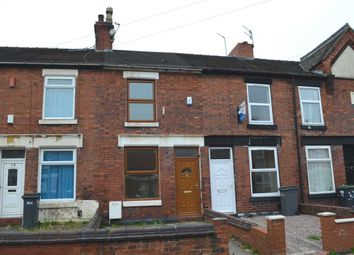 Thumbnail Terraced house for sale in Gibson Street, Tunstall, Stoke On Trent