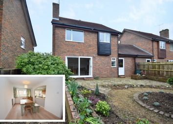 Thumbnail 3 bed link-detached house to rent in Maple Court, Goring, Reading