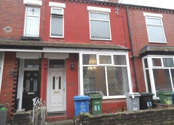 Thumbnail 2 bed terraced house for sale in Woodfield Road, Greater Manchester, Altrincham, Greater Manchester