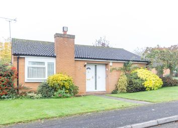 Thumbnail 2 bed detached bungalow for sale in Aspen Close, Northampton