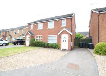 Thumbnail 3 bed semi-detached house to rent in William Cree Close, Wolston, Coventry