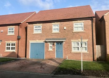 Thumbnail 4 bed detached house for sale in Hamilton Way, Coningsby, Lincoln