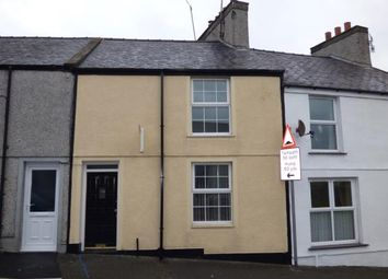 Thumbnail 2 bed terraced house for sale in Machine Street, Amlwch, Anglesey, North Wales