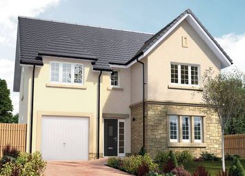 "Thumbnail 4 bedroom detached house for sale in ""The Colville"" at Roman Road, Balfron, Glasgow"