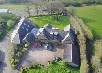 Thumbnail 9 bed detached house for sale in Higher Lowton Farm, Bondleigh, North Tawton