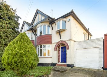 3 bed semi-detached house for sale in Lyncroft Avenue, Pinner, Middlesex HA5