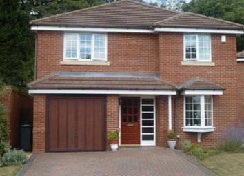 Thumbnail 5 bed detached house to rent in Berkswell Close, Solihull
