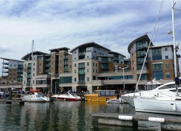 Thumbnail 2 bed flat for sale in Dolphin Quays, The Quay, Poole