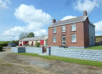 Thumbnail 5 bed detached house for sale in Blaenbill, Llandissilio, Clynderwen, Pembrokeshire