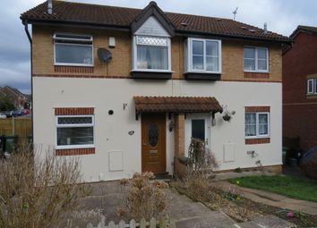 Thumbnail 2 bed semi-detached house for sale in Jeffery Court, Warmley, Bristol