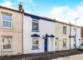 Thumbnail 2 bed terraced house for sale in Russell Street, Gosport