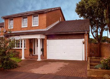 Thumbnail 4 bed detached house for sale in Kelvin Grove, North Shields