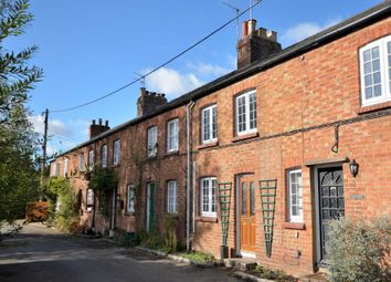 Thumbnail 2 bed terraced house for sale in Vicarage Road, Whaddon, Milton Keynes