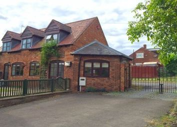 Thumbnail 3 bed property to rent in Leicester Road, Shilton