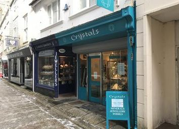 Thumbnail Commercial property for sale in 13 Cathedral Lane, Truro, Cornwall