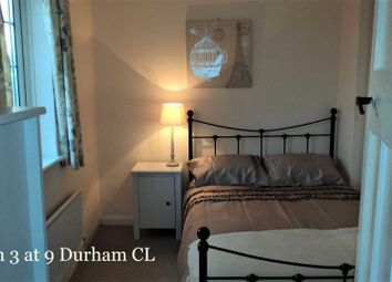 Thumbnail Room to rent in Room 3, 9 Durham Close, Guildford
