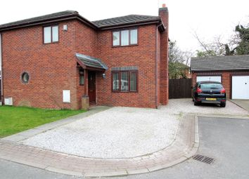 Thumbnail 3 bed detached house to rent in Maes Yr Ysgol, Chirk, Wrexham