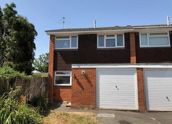 Thumbnail 3 bedroom semi-detached house to rent in Jerrymoor Hill, Finchampstead