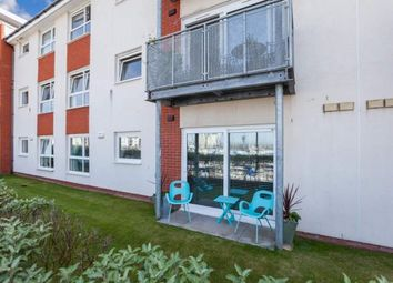 Thumbnail 2 bed flat for sale in Dockers Gardens, Ardrossan, North Ayrshire