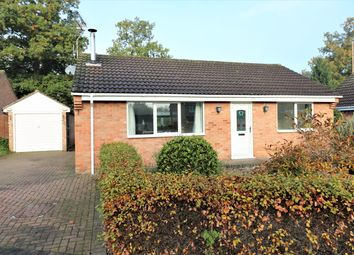Thumbnail 2 bed detached bungalow for sale in Beech Road, Beetley